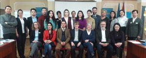 ХБНГУ-ын Үндэсний хэмжил зүйн хүрээлэнгээс зохион байгуулсан сургалт семинарт оролцлоо