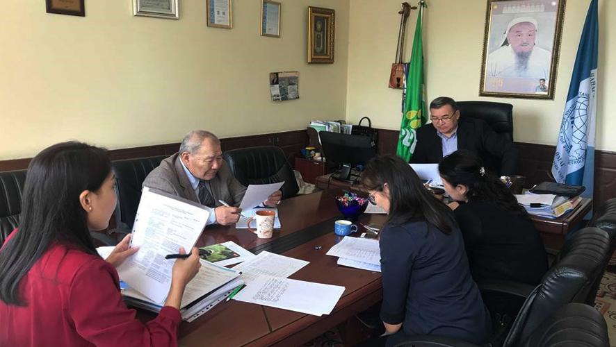 Төв аймгийн Стандарт, хэмжил зүйн хэлтсийн баталгаажуулалтын зөвлөл хуралдлаа