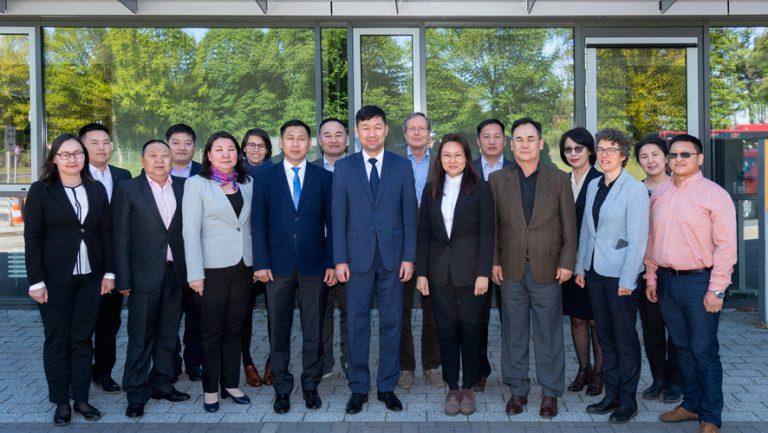 """""""Монгол Улсын эрчим хүчний салбар дахь чанарын дэд бүтцийг сайжруулахад дэмжлэг үзүүлэх"""" төслийн хүрээнд уулзалт, сургалт, туршлага судлах үйл ажиллагаанд оролцлоо"""